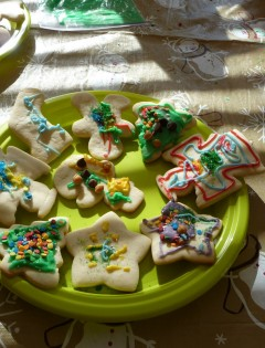 German Cut-Out Cookies