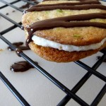 Cannoli Sandwich Cookies