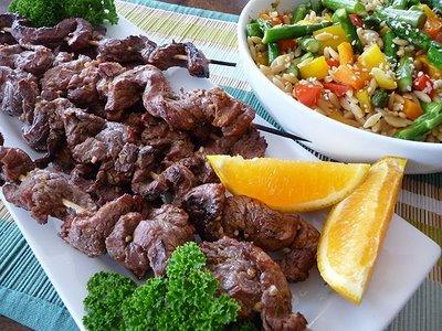 thai beef kebabs