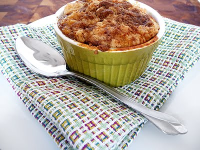 This recipe for Pumpkin Cobbler is an easy dessert that is perfect for fall!
