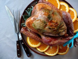 thanksgiving herb roasted turkey