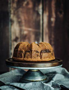 Cardamom Citrus Coffee Cake