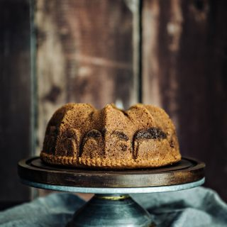 Cardamom Citrus Coffee Cake
