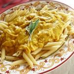 Butternut Squash Parmesan Pasta Sauce