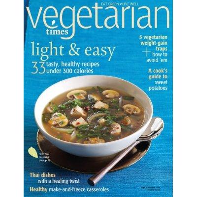 vegetarian times