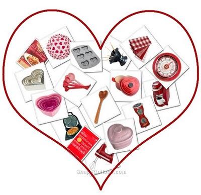 valentines kitchen gifts