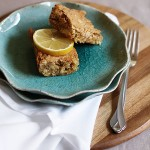 White Chocolate Blondies with Macadamia Nuts