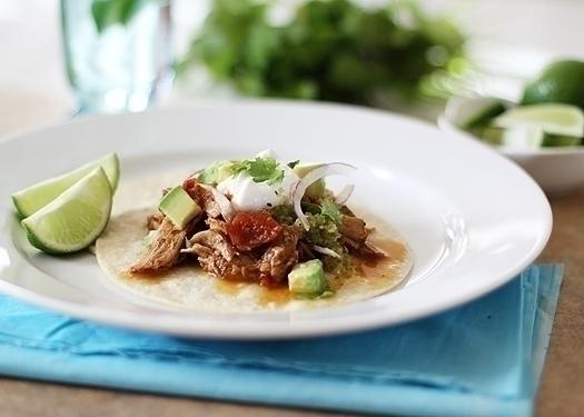 Shredded Pork Tacos (Slow Cooker or Pressure Cooker)