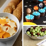 Solar System Birthday Party Snacks