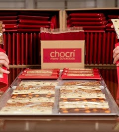 chocri custom chocolate bars