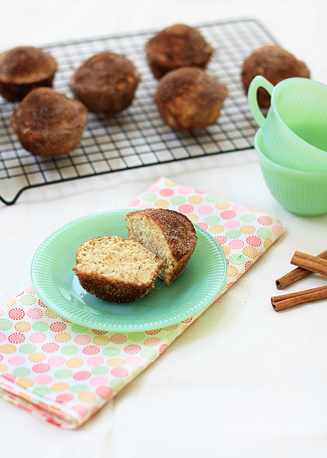 muffins that taste like donuts