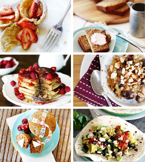 favorite breakfast recipes