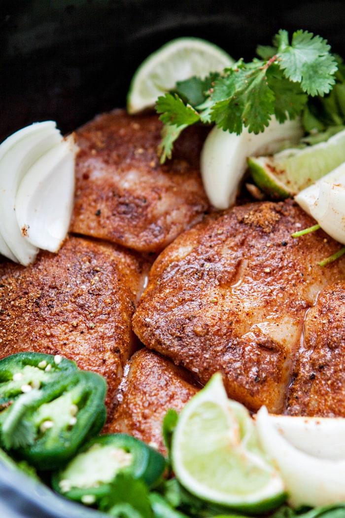 Crock Pot Mexican Chicken photos