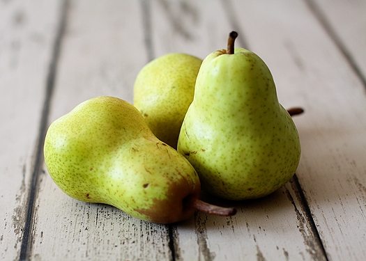 recipe for homemade pear sauce