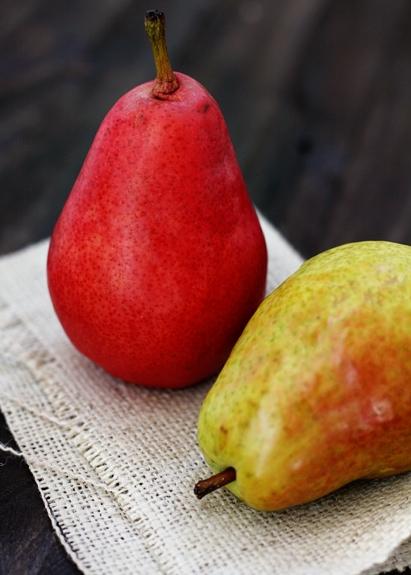 pear dessert