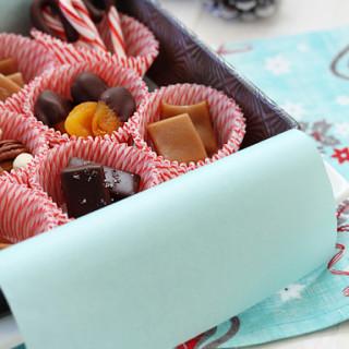 Chocolate Covered Vanilla Fleur de Sel Caramels   Good ...