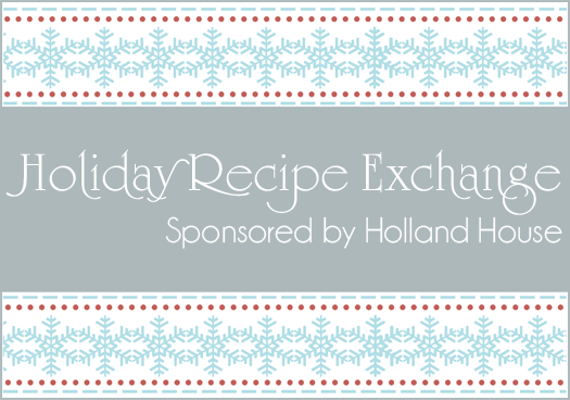 holland house recipe contest
