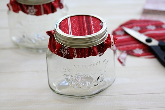 homemade jar gifts