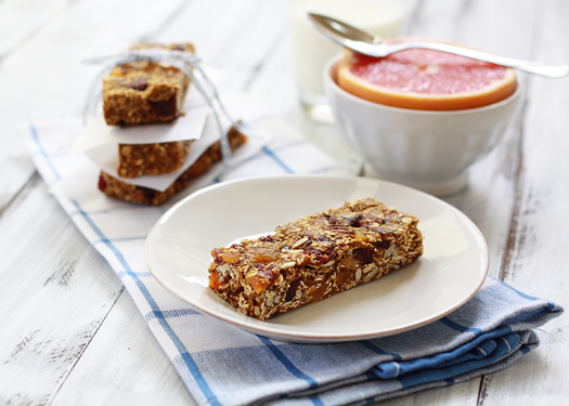 how to make homemade granola bars - recipe
