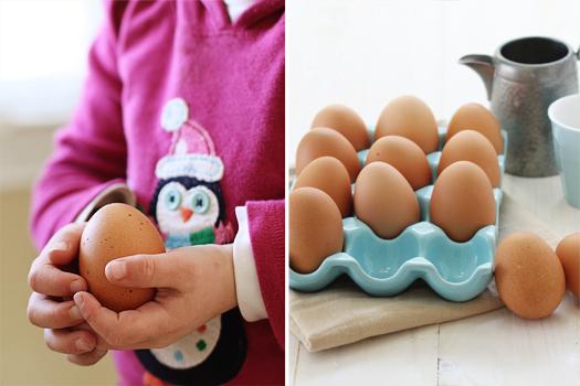 how to make hard boiled eggs - easy peel hard boiled eggs
