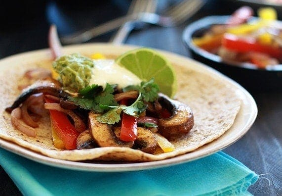 Switch up your traditional fajita recipe for a meatless version using nutrient-rich portabella mushrooms. Your Taco Tuesday or Cinco de Mayo celebration won't be missing out when it comes to these Vegetarian Fajitas.