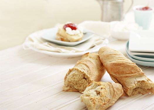 recipe for whole wheat baguette