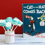 cat in the hat - dr seuss party