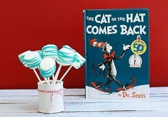 Dr Suess Treats | Bring the whimsy and fun from your favorite Dr Seuss books to life with these fun treats. Perfect for the classroom.