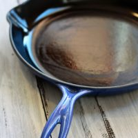 Kitchen Tip: Caring for Cast Iron Cookware