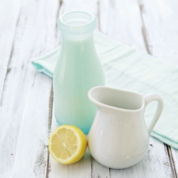 Out of buttermilk? No worries! Learn all about common buttermilk substitutes as well as how to make easy homemade buttermilk.