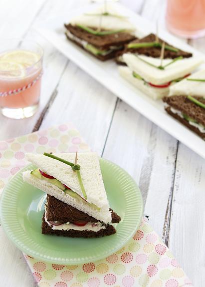watercress sandwich recipe
