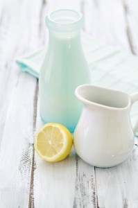 how to make homemade buttermilk substitute