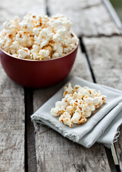 family night kettle corn recipe