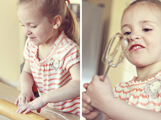 picky kids in the kitchen