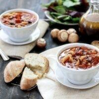 Easy Tomato Florentine Soup Recipe