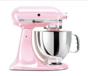 pink kitchen aid image giveaway
