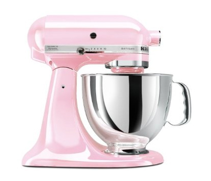 pink kitchen aid giveaway