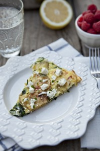 frittata recipe with potato and spinach