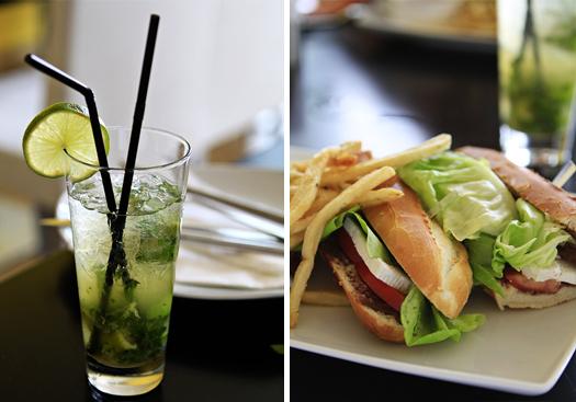 lunch near acropolis