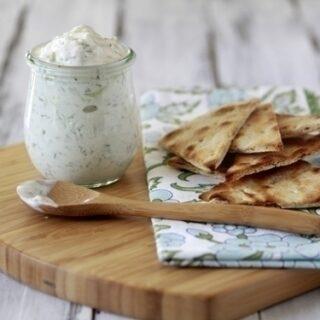 Tzatziki - Greek Yogurt and Cucumber Dip