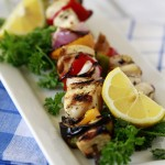 Citrus Chicken Mariande and Kebab Recipe