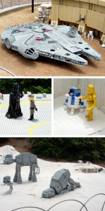 lego land star wars