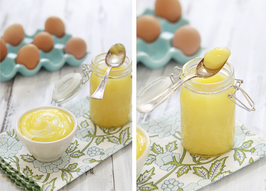 lemon curd recipe