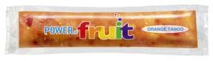 orange power of fruit bar