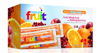 all natural fruit bars power of fruit