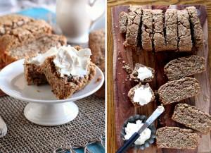 recipe for zucchini quinoa bread