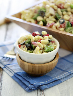macaroni recipe for picnics