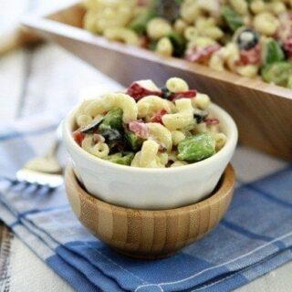 macaroni recipe for picnics