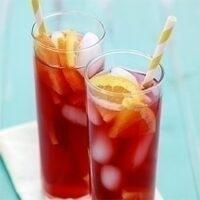 Tangerine Raspberry Iced Tea Recipe