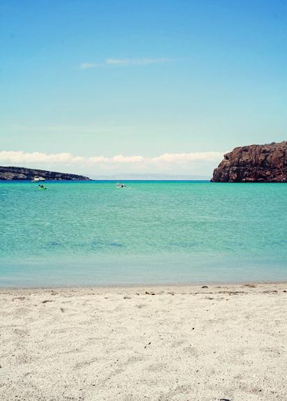 isla espiritu santo beach